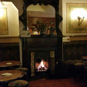 Forde's – Fireplace
